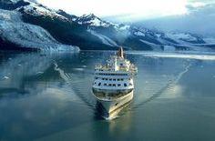 25. Northern Lights Cruise Alaska (yes please)