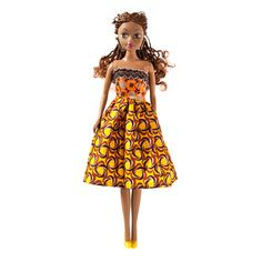 Chinyere Naija Princess African doll