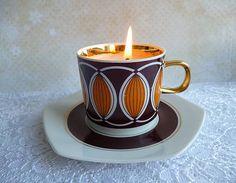 LuminaVitae / teacup candle / sviečka v šálke