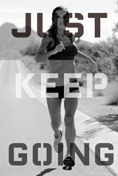 Losing weight by running is seen by many useless. They think jogging doesn't get you anywhere and just push yourself.