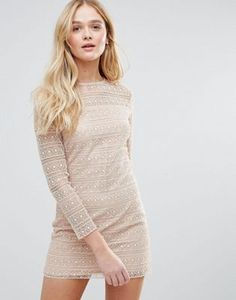 The English Factory Lace Dress