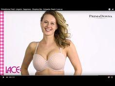 Lace.de - BH mit Bügel - PrimaDonna Twist - Happiness Trägerloser BH (E-G Cup)