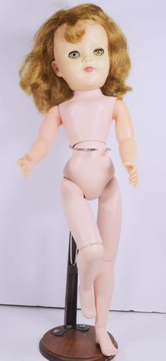 """Effanbee Honey Ballerina Doll 19"""" with Bending Ankles and Knees Hard to Find #Effanbee #Dolls"""