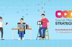 Al Palacongressi di Rimini la IV edizione di Social MediaStrategies