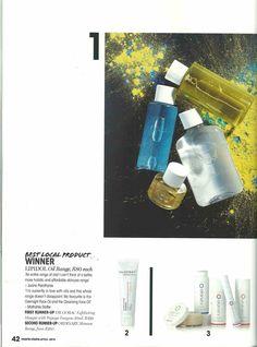 #DrGobacCosmeceuticals  #Media #ExfoliatingMasque  #Beauty #Awards Beauty Awards, Cleanse, Skin Care, Skincare