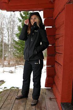 Sportieve Winterjas Dames.20 Beste Afbeeldingen Van Bjornson Softshell Jassen Softshell