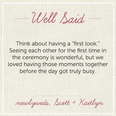 the first look. @Jason Carter I want to make sure we do this. :) #mwbridalstyle and #bhldnbride