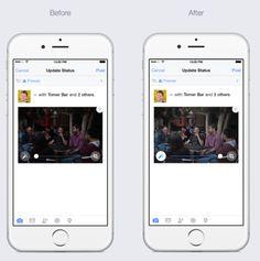 Facebook will now automatically enhance your mobile photos click here:  http://infobucketapps.com