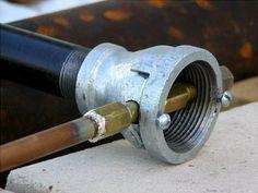 Propane Pipe Burner Design | Reil Burner