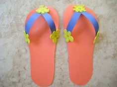 Cute Summer Craft Construction Paper And String