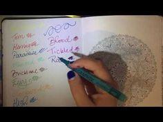 Derwent Line Painter Pens Adult Coloring, Coloring Books, Colouring, Marker Art, Line, Markers, Adult Colouring In, Vintage Coloring Books, Sharpies