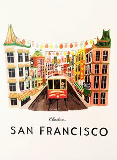 Illustrations and Design Work by Anna Bond! | Art And Chic
