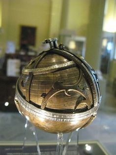 Spherical astrolabe 2 - Armillary sphere - Wikipedia, the free encyclopedia