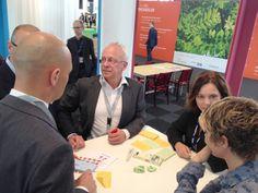 Provada 2014 - Corporatieplein met Eigen Haard, Parteon, Portaal, Staedion, Wonen Limburg en Woonbedrijf.