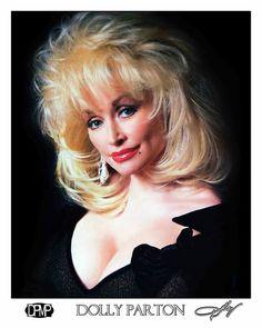 Blond country music sex symbol