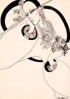 Antonio Lopez Illustrations