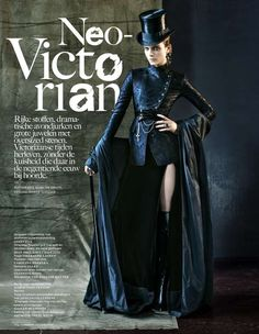100 Victorian-Inspired Styles - From Victorian Gothic Ruffes to Whimsical Fairytale Fashion (TOPLIST)