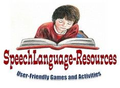 Free paediatric language therapy activities