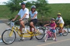 Do you love to bike & cycle? Hamilton County has several trails for bikes, learn how to cruise on them during your next visit!