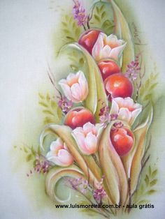 linda  pintura
