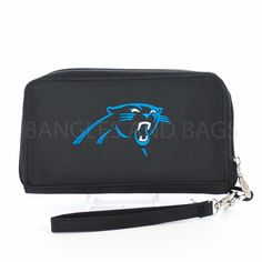 Touch Phone Wallet - Carolina Panthers Deluxe Wallet
