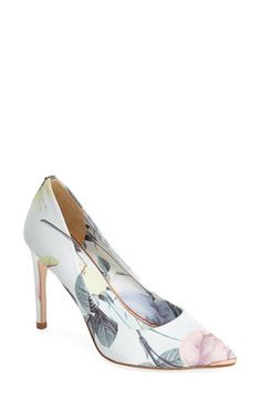5665d4a9c Ted Baker London  Neevol  Pointy Toe Pump (Women)