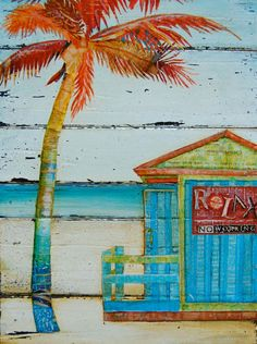 1000 Images About Palm Tree Paintings On Pinterest Palm