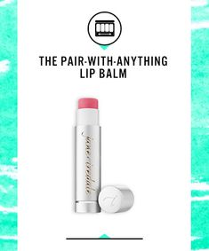 Best Tinted Lip Balms: Jane Iredale Flirt Lipdrink SPF 15 Lip Balm