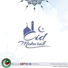 Pakistan Tahreek-e-Insaf  Wish you All a very happy and peaceful Eid, May Allah accept your good deeds, forgive your transgressions and easethe suffering of all peoples around the globe.  Eid Mubarak