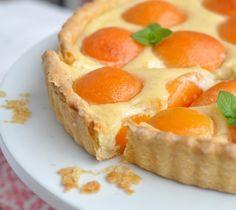 Tarta z morelami Polish Desserts, Polish Recipes, Polish Food, Sweet Recipes, Cake Recipes, Dessert Recipes, Sweets Cake, Food Cakes, Food Porn