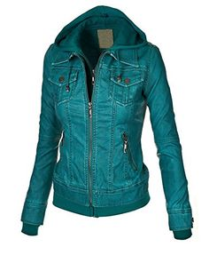 Made By Johnny Women's 2-For-One Hooded Faux leather Jacket Made By Johnny http://www.amazon.com/dp/B00LNIM5YC/ref=cm_sw_r_pi_dp_Cop8tb12DD7X5