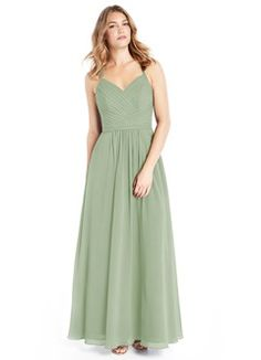 8af2714355 Dusty Sage   Under  100 or Between  100- 150   Floor Length Bridesmaid  Dresses