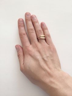 Erin Considine Sliver Ring- All Colors
