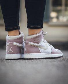 Nike Juvenate Fleece. See more. online now! Air Jordan 1 Retro High Premium  HC GG - Light Bone/Light