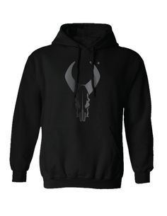 BLACKED OUT HOODIE