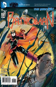 Batwoman (Volume 1) Issue 7 by J.H. Williams III