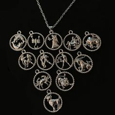 Statement chunky Halskette COOL 12 x 5,5 cm Glieder Kette gold farbig Collier