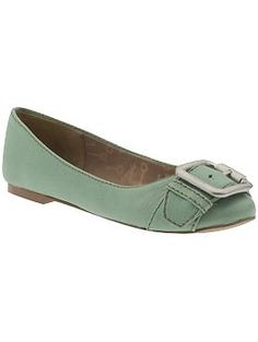 Maggy Flat by Fossil. $78 at Piperlime.