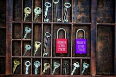 Nice Under Lock And Key, Kinds Of Shapes, Love Lock, Things To Come, Personalized Items, Nice, Nice France