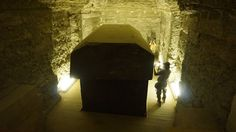 MYSTERIES OF THE SERAPEUM IN EGYPT WITH STEPHEN MEHLER