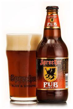 Sprecher Brewery's Pub Brown Ale