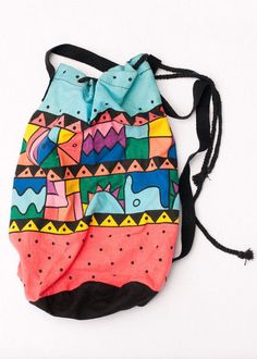 80's Vintage Mexican Bag by rumors on Etsy, $38.00