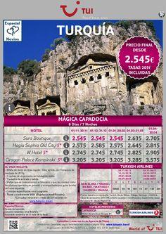 ¡Especial novios! TURQUÍA: Mágica  Capadocia. Precio final desde 2.545€ - http://zocotours.com/especial-novios-turquia-magica-capadocia-precio-final-desde-2-545e-4/