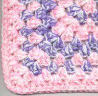 Granny's Kitten Blanket   AllFreeCrochet.com
