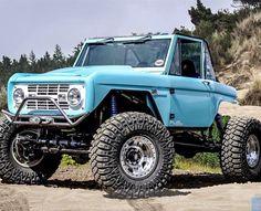 Ford Bronco Crawler