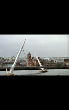 Peacebridge Co. Derry N. Ireland