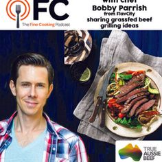 Podcast Episode Healthy Summer Grilling Ideas with Bobby Parrish - Article - FineCooking How To Make Pastrami, Homemade Pastrami, Spinach Salad With Chicken, Savory Salads, Healthy Summer Recipes, Roasted Salmon, Beef Tenderloin, Grass Fed Beef, Daily Meals