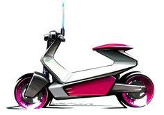 2015 | Scooter | Design by Aleksandr Syachinov