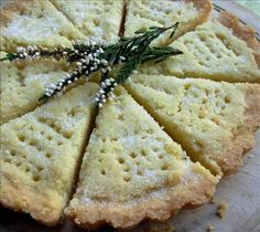 Traditional Rich Scottish Shortbread Biscuits - Cookies Recipe - Food.com - 264605 #dessertfoodrecipes