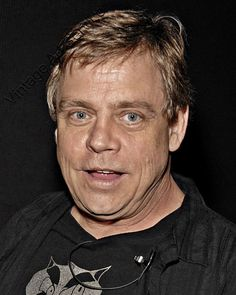 It's Mark Hamill. The many faces of Mark Hamill. This is a FAN PAGE dedicated to Mark's career! Mark Hamill, Many Faces, Star Wars, Stars, Beautiful, Boyfriends, Sterne, Starwars, Star
